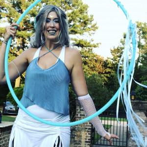 Katja Wise - Hoop Dancer in Raleigh, North Carolina