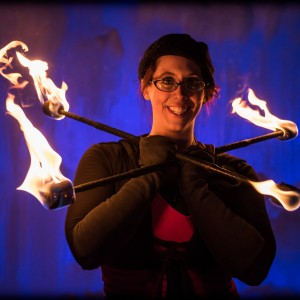 Katastrophi - Fire Performer / Fire Dancer in Boston, Massachusetts