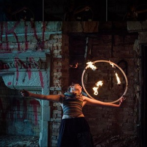 Katelyn Heitman Performance Flow Artist - Fire Performer / LED Performer in Crest Hill, Illinois