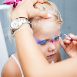 Kate and Faces - Face Painter in San Diego, California