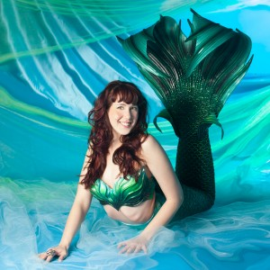 KatFish Mermaid - Mermaid Entertainment / Actress in Rochester, New York