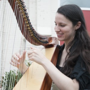 Katherine Hill - Harpist in Franklin, Tennessee