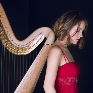 Katherine Siochi - Harpist in New York City, New York