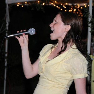 Katherine Wilkinson - Wedding Singer in Salt Lake City, Utah