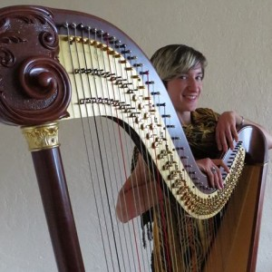 Kathlyn Kinney - Harpist / Celtic Music in Spokane, Washington