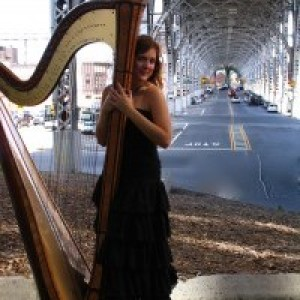 Kathryn Andrews - Harpist in New York City, New York