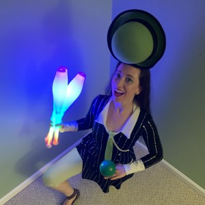 Kathryn Carr Juggler - Juggler / Corporate Event Entertainment in Ellicott City, Maryland