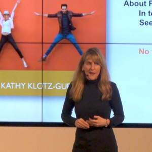 Kathy Klotz-Guest - Business Motivational Speaker / Motivational Speaker in San Jose, California