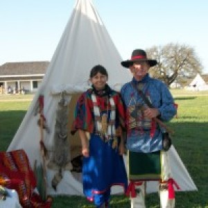 Water Beetle Cherokee Programs - Arts/Entertainment Speaker in Bandera, Texas