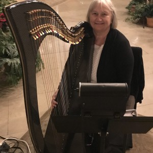 Kathy Wallace - Harpist / Celtic Music in Asheville, North Carolina
