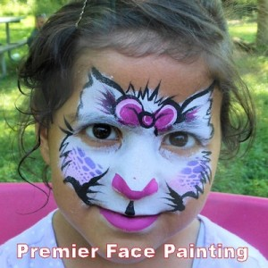Premier Face Painting - Face Painter / Temporary Tattoo Artist in Louisville, Kentucky