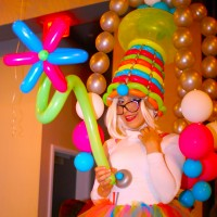 Katie Balloons - Balloon Twister / Marilyn Monroe Impersonator in Brooklyn, New York