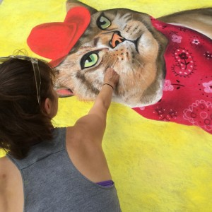 Katie Bush Chalk Art - Chalk Artist in San Diego, California