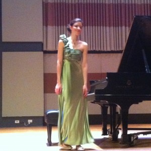 Katie Mccallum - Pianist in Jacksonville, Florida