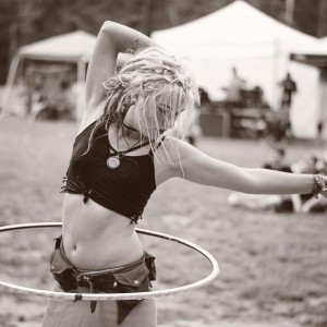 Katie Rose - Hoop Dancer / Dancer in Portland, Maine