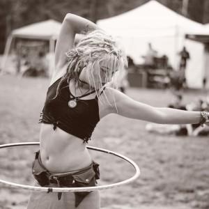Katie Rose - Hoop Dancer / Dancer in Portland, Maine