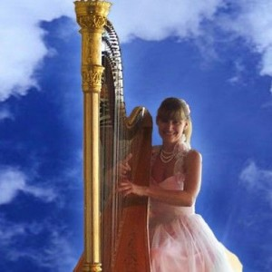 Katrina Saroyan Harpist - Harpist / Accordion Player in Burbank, California