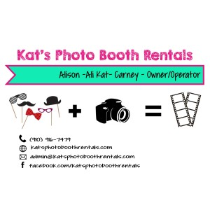 Kat's Photo Booth Rentals - Photo Booths / Wedding Services in Fayetteville, North Carolina