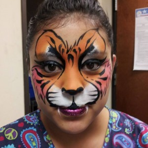 Katy Girres Face/Body Painting - Face Painter / Halloween Party Entertainment in Rowlett, Texas