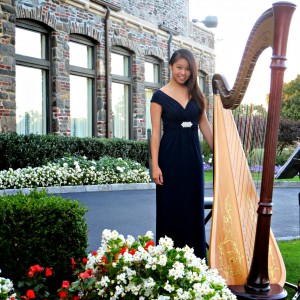 Katy Wong - Harpist / Wedding Musicians in Ridgewood, New Jersey