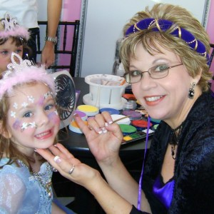 Kaye's Kreative Faces - Face Painter in Memphis, Tennessee