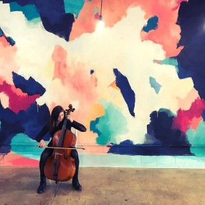 Kayla Danae - Cellist in Grand Rapids, Michigan
