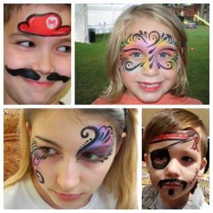 Kaylee's Faces DFW - Face Painter in Dallas, Texas