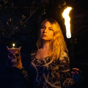 Kayli Kokas Performance Art - Fire Performer / Fire Eater in Chicago, Illinois