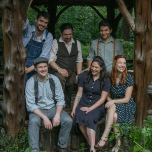 Kaylor & The Tin Cans - Cover Band / Bluegrass Band in New York City, New York