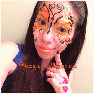 Kay's Silly Faces - Face Painter in Brooklyn, New York