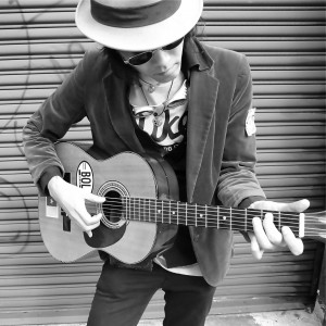 Kaz Fujimoto - Singing Guitarist in New York City, New York