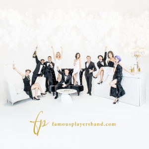 Famous Players Band - Dance Band / Wedding Entertainment in Vancouver, British Columbia