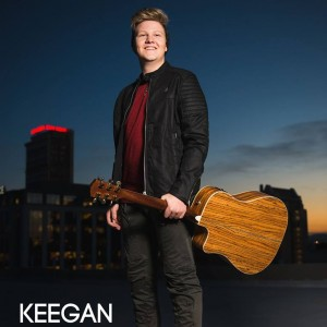 Keegan Bost - Singing Guitarist in Birmingham, Alabama
