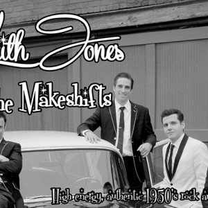 Keith Jones and the Makeshifts - 1950s Era Entertainment / Rockabilly Band in Cincinnati, Ohio