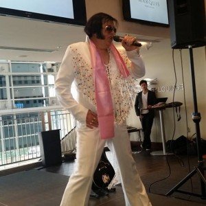 Keith Lewis aka Bay State Elvis - Elvis Impersonator / Wedding Officiant in Foxborough, Massachusetts