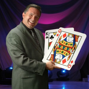 Keith Raygor, The Magician - Corporate Magician in Naples, Florida