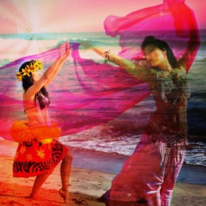 Haukea Hula & Tahitian Show