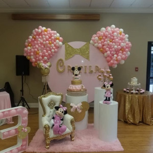 Kelicia Beautify - Party Decor in Charlotte, North Carolina