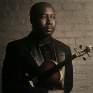 Kellen Lenard Gray - Violinist in Savannah, Georgia