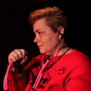 Kelli Dunham: Hilarious. Queer. Nurse - Spoken Word Artist in Brooklyn, New York