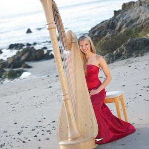 Kelly O'Bannon Harpist for your dream wedding!