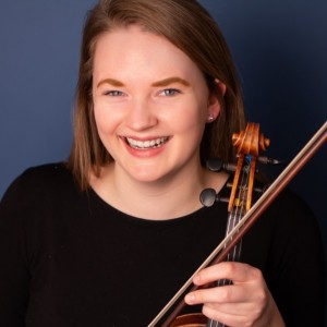 Kelsey Ferguson-Violin - Violinist / Classical Ensemble in Cleveland, Ohio