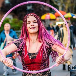 Kelsey Karnival - Circus Entertainment / LED Performer in Sioux City, Iowa