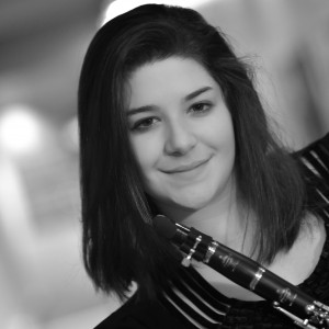 Kelsey Paquin - Clarinetist / Woodwind Musician in Greensboro, North Carolina
