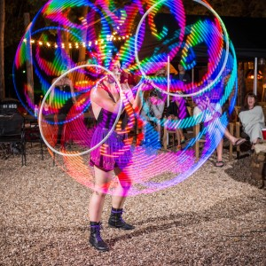 KelseyHoops - Interactive Performer / Hoop Dancer in Norman, Oklahoma