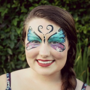 Kelsey's Colors - Face Painter / Outdoor Party Entertainment in Vista, California