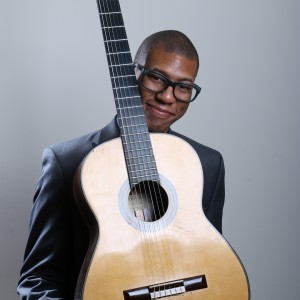 Kelvin McKay-Hill - Classical Guitarist in Van Nuys, California