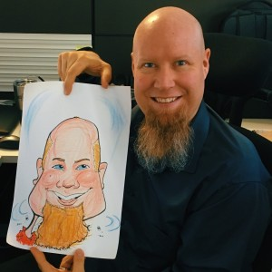 Kemp Caricatures - Caricaturist in Raleigh, North Carolina
