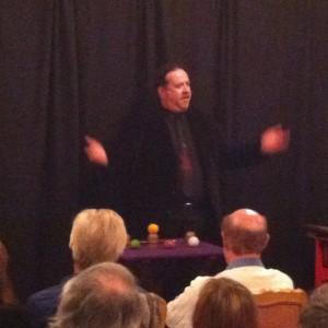 Ken Garr - Comedy Magician in Santa Rosa, California