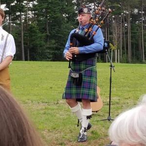 Ken Tait - Bagpiper / Celtic Music in Oshawa, Ontario